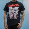 IMAGE | Crust Skele-Tim Breakout T-Shirt (Black) - detail 2