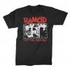 IMAGE | Street Punk Troublemaker T-Shirt (Black) - detail 1