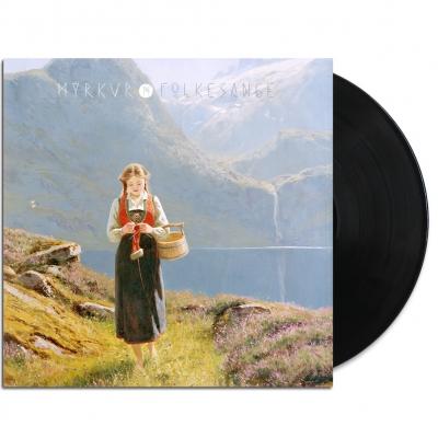 valhalla - Folkesange LP (Black)