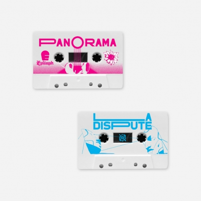 Panorama Remix Cassette (White)