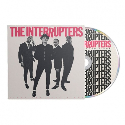the-interrupters - Fight The Good Fight CD