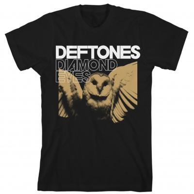 Deftones - Sepia Owl T-Shirt