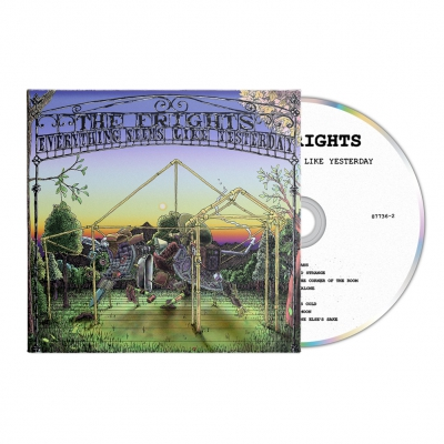 The Frights - Everything Seems Like Yesterday CD