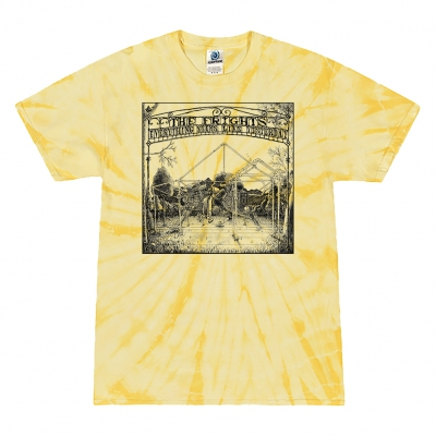 epitaph-records - Everything Seems Like Yesterday Tee (Yellow Tie Dy