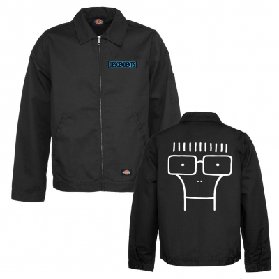 descendents - Milo Eisenhower Jacket (Black)