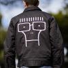 IMAGE | Milo Eisenhower Jacket (Black) - detail 3