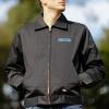 IMAGE | Milo Eisenhower Jacket (Black) - detail 2