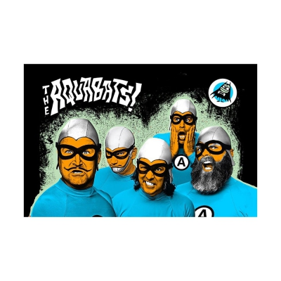 the-aquabats - Band Photo Print (Green)