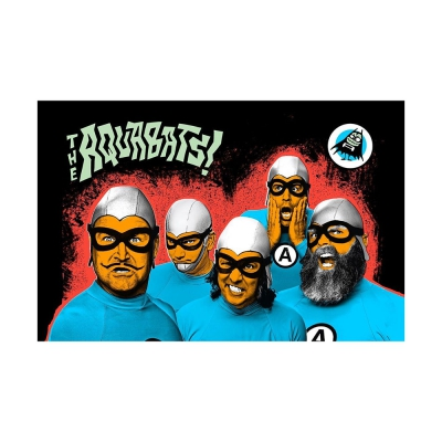 the-aquabats - Band Photo Print (Red)