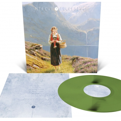 myrkur - Folkesange LP (Olive Green)