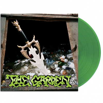 the-garden - Kiss My Super Bowl Ring LP (Green)
