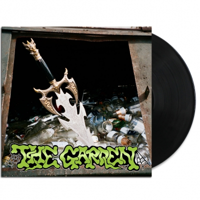 The Garden - Kiss My Super Bowl Ring LP (Black)