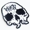 IMAGE | Skull Die Cut Patch - detail 2
