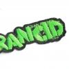 IMAGE | Stencil Logo Die Cut Patch (Neon Green) - detail 2