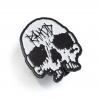 IMAGE | Skull Enamel Pin - detail 2