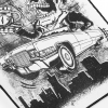 IMAGE | Cadillac Canvas Back Patch - detail 2