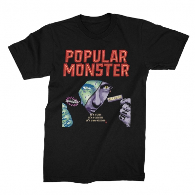 falling-in-reverse - Popular Monster Tee (Black)