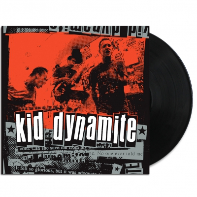 Kid Dynamite - Kid Dynamite LP (Black)