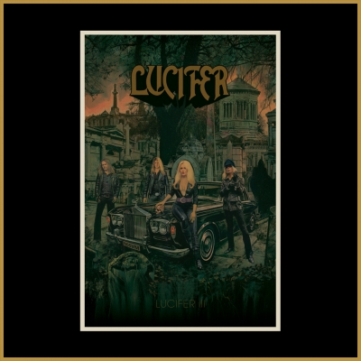 lucifer - III Album Poster