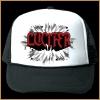 IMAGE   Rush Trucker Hat (Wht/Blk) - detail 1