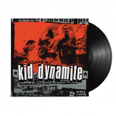 jade-tree - Kid Dynamite LP (Black)