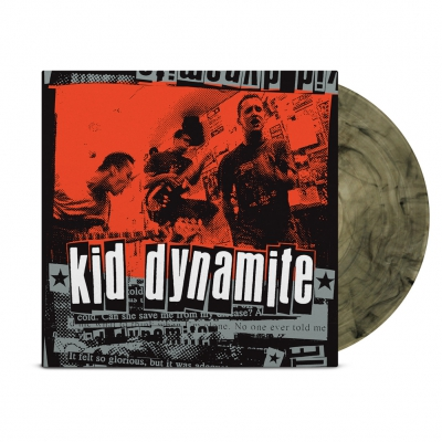 Kid Dynamite - Kid Dynamite LP (Clear/Black)