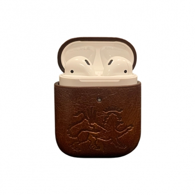 ziggy-marley - AirPod Case (Brown)