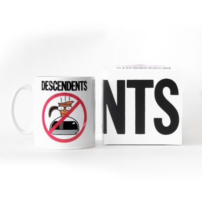 Thou Shalt Not Coffee Mug (Boxed)