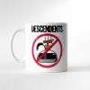 IMAGE | Thou Shalt Not Coffee Mug (Boxed) - detail 2