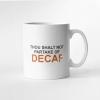 IMAGE | Thou Shalt Not Coffee Mug (Boxed) - detail 3
