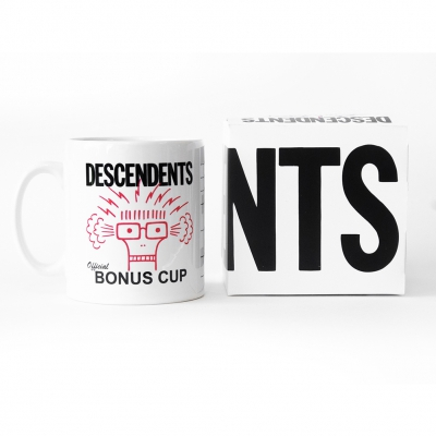 descendents - Bonus Cup Coffee Mug (Boxed)