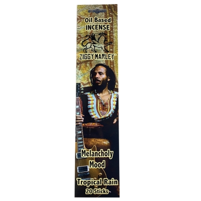 ziggy-marley - Incense – Melancholy Mood – Tropical Rain