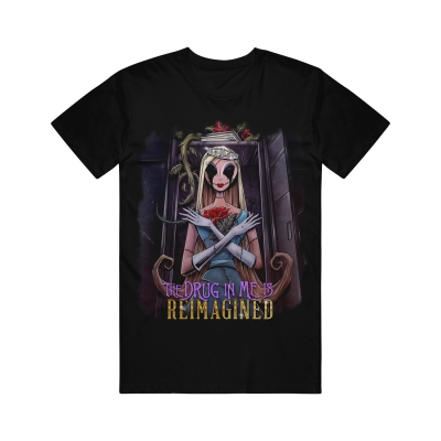 falling-in-reverse - The Drug In Me Is Reimagined Tee (Black)
