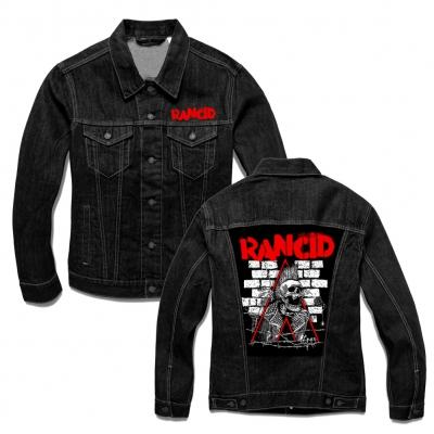 rancid - Crust Breakout Denim Jacket