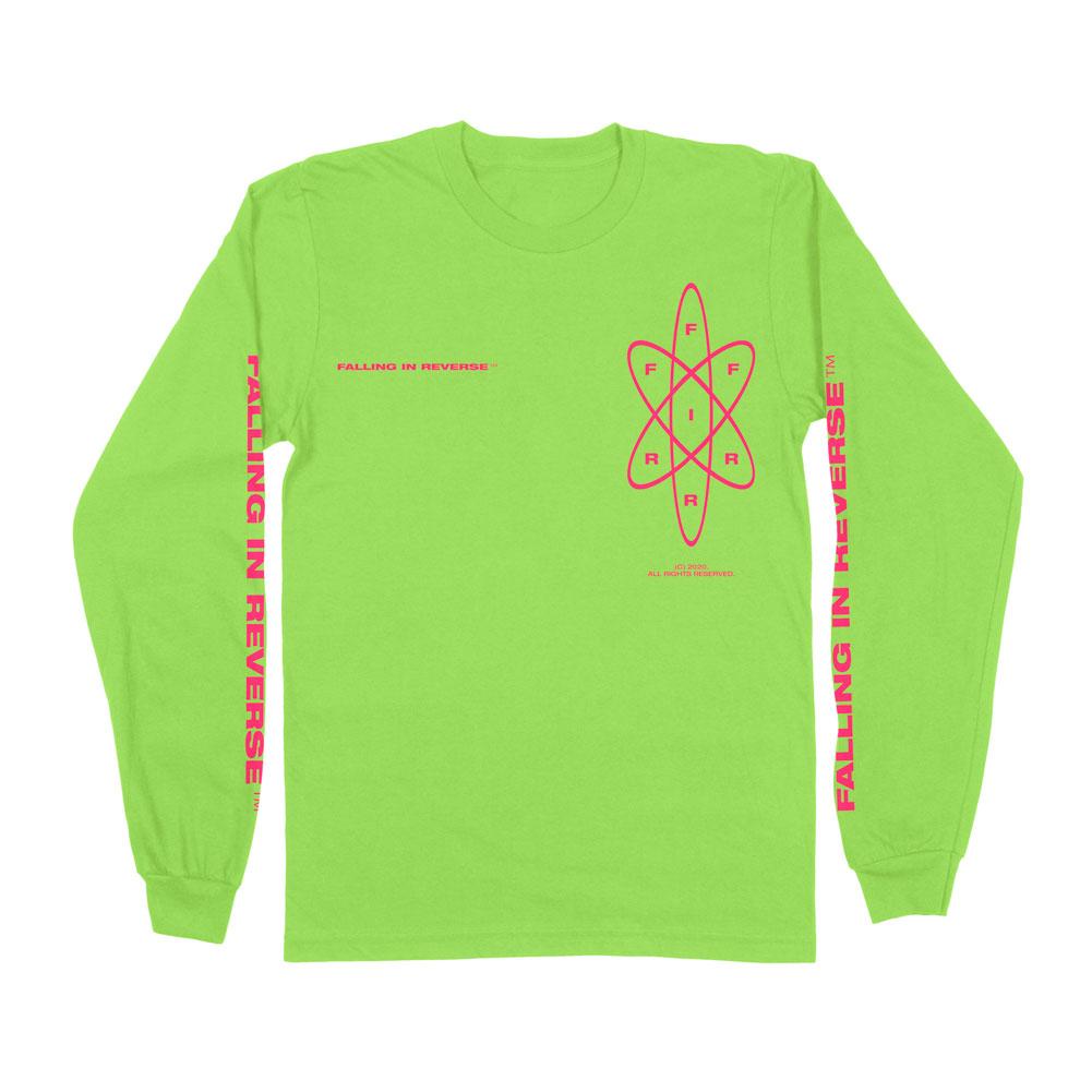 IMAGE   Atom Long Sleeve (Green)