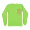 IMAGE   Atom Long Sleeve (Green) - detail 1
