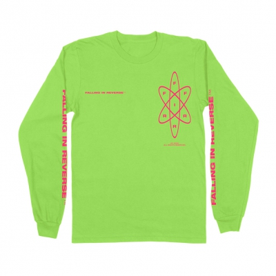 falling-in-reverse - Atom Long Sleeve (Green)
