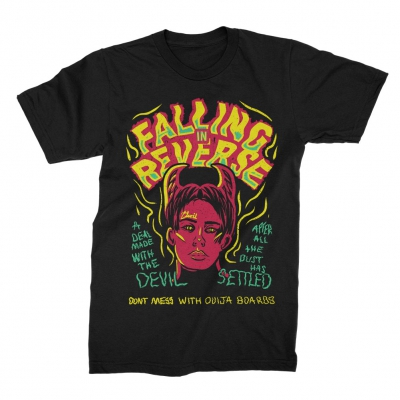 falling-in-reverse - Deal With The Devil (Black)