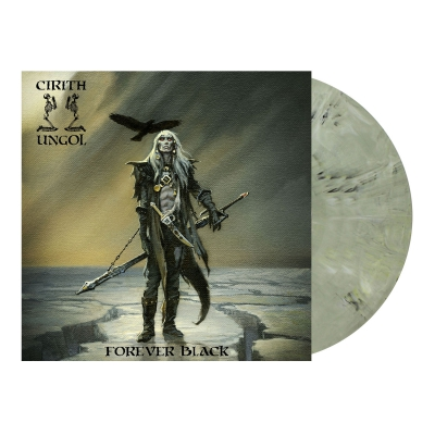 cirith-ungol - Forever Black LP (Grey/Black)