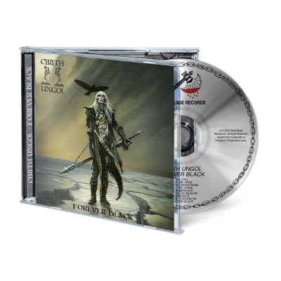 cirith-ungol - Forever Black CD