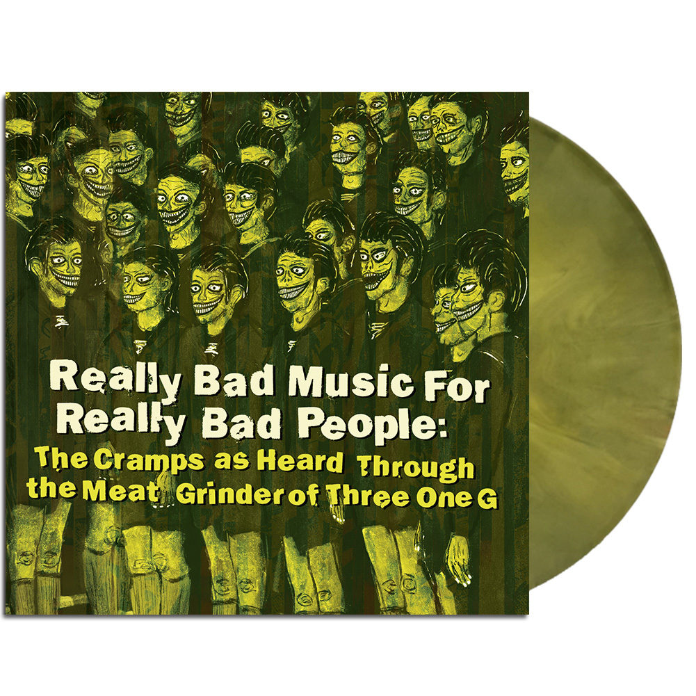IMAGE | Really Bad Music For Really Bad People: The Cramps