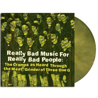 Various Artists - Really Bad Music For Really Bad People: The Cramps