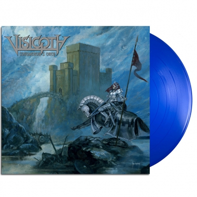 visigoth - Conqueror's Oath LP (Opaque Blue)