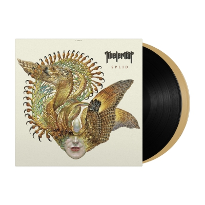 kvelertak - Splid 2xLP (Black/Gold)