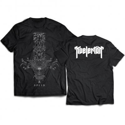 kvelertak - Cross Tee (Black)