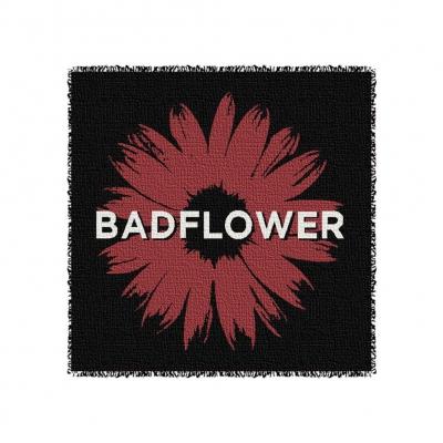 badflower - Daisy Woven Blanket