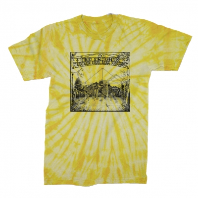 The Frights - Everything Seems Like Yesterday Tee (Yellow Tie Dy