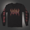 IMAGE   Fire Logo Long Sleeve T-Shirt (Black) - detail 1