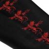 IMAGE | Fire Logo Pullover Hoodie (Black) - detail 4