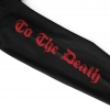 IMAGE | Fire Logo Pullover Hoodie (Black) - detail 3